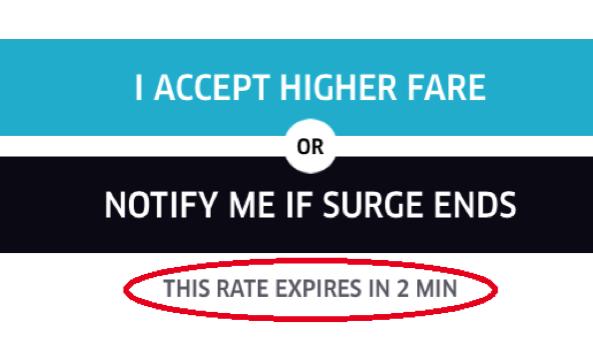 Surge Pricing