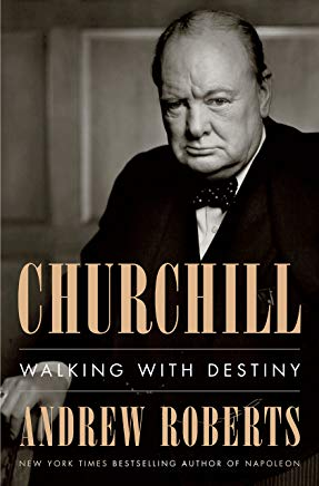Andrew Roberts On Churchill And The Craft Of Biography