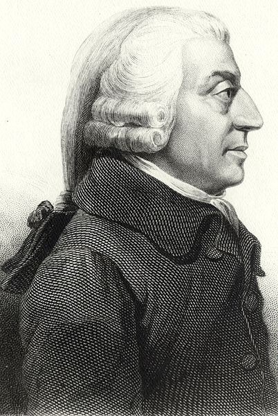Adam Smith Economics Limits