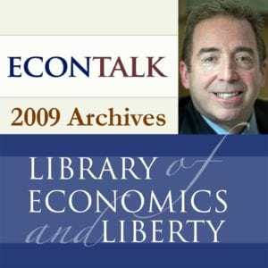 EconTalk 2009