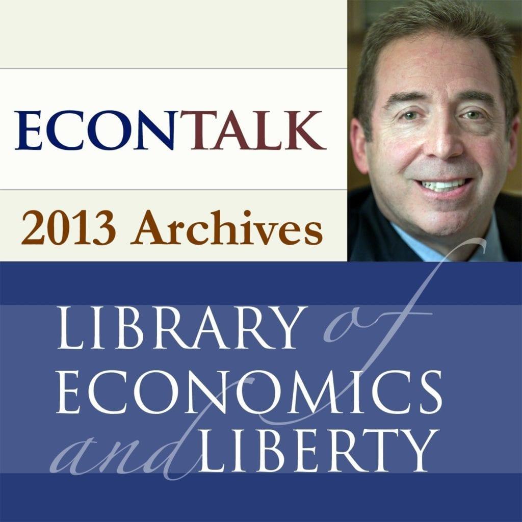 EconTalk 2013