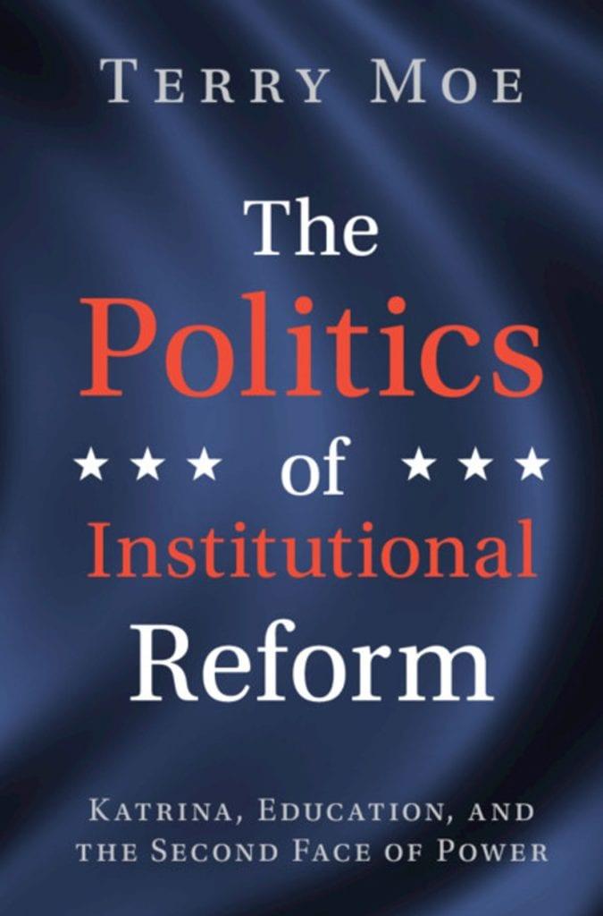 The Politics Of Institutional Reform