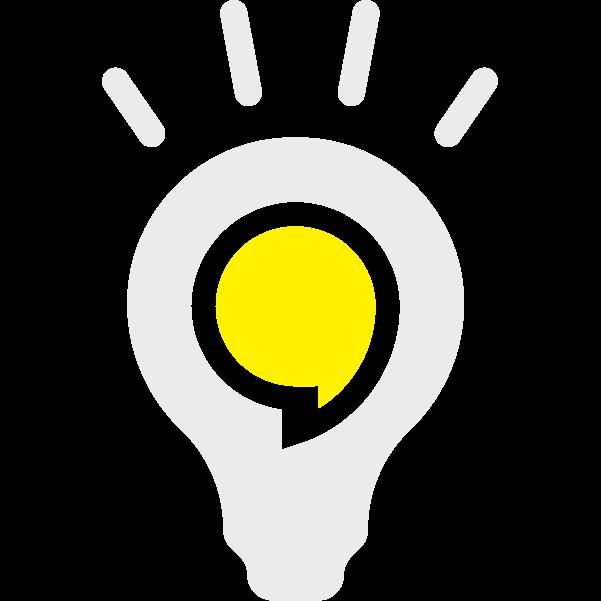 EconTalk Icon White