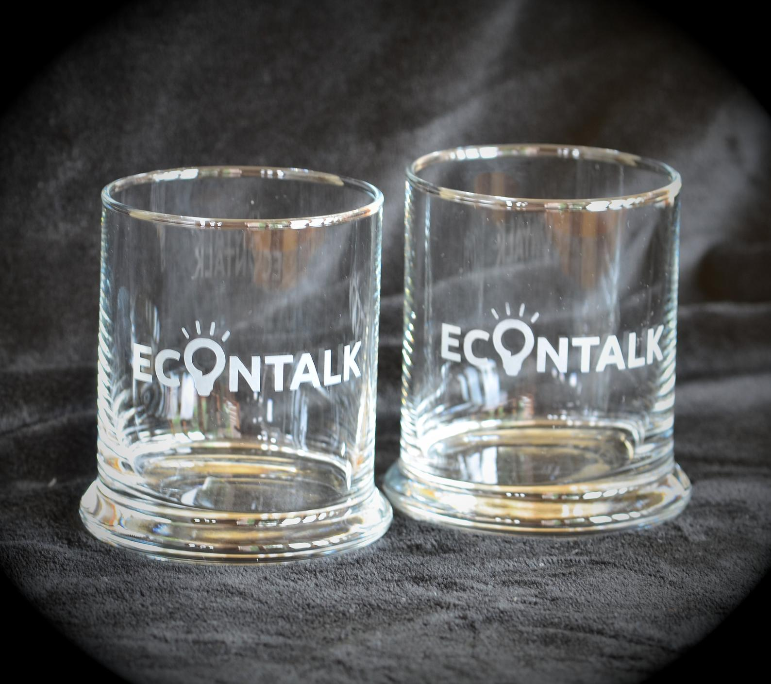 EconTalk Rock Glasses